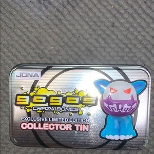 Exclusive limited edition gogos collectors tin
